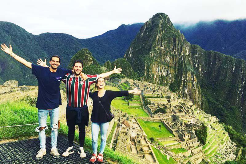 Vuelve el turismo a Machu Picchu