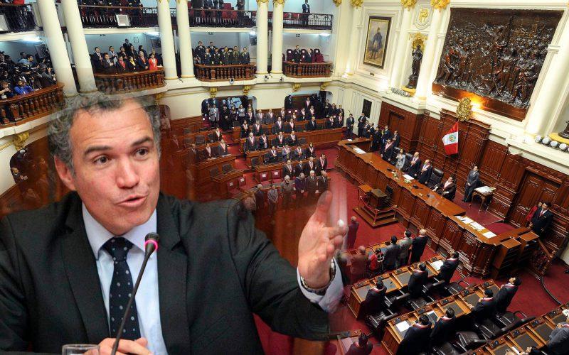 """Congreso debatirá reforma de la """"cuestión de confianza"""" para que se evite su uso para disolver el Legislativo"""