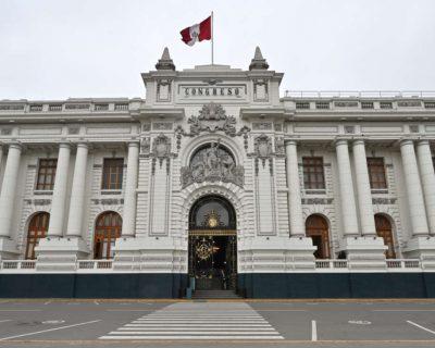 Congreso de la República ampliaría cuarta legislatura hasta el 22 de julio