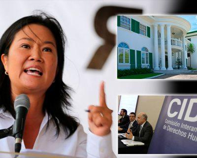 """""""Ninguna persona puede presentar una denuncia directamente ante la CIDH"""" afirmó experta Delia Muñoz sobre Fuerza Popular"""