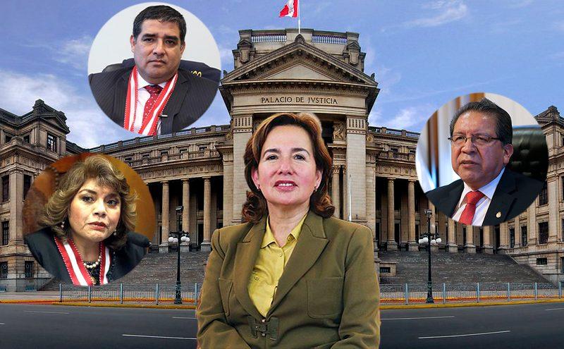 Poder Judicial: El blindaje al escandaloso caso de Elvia Barrios
