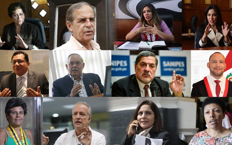 21 parlamentarios cobraron bono de S/15,600 por gastos de instalación, pese a vivir en Lima